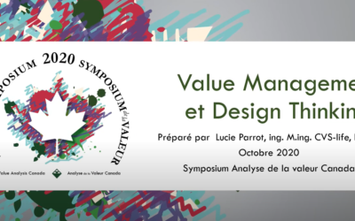 VM et Design thinking